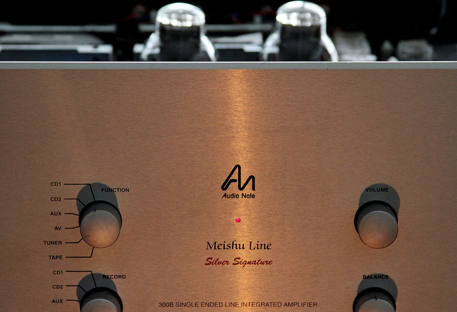 Meishu Silver Signature - Audio Note