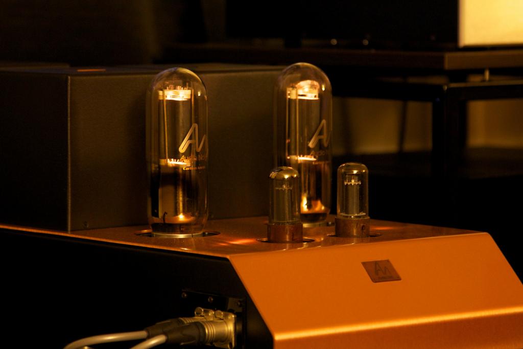 Ongaku Kensei - Audio Note