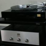 M6 Phono + TT-Two Deluxe Black High Gloss + ARM-Three_II фото с fb-страницы AudioNote Vietnam