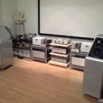 M10 Line + Goldmund Telos 350 + Wilson audio Watt Puppy 8 фото с портала m.review33.com