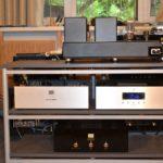 AN-E SEC Silver + Tomei Kensei + M8 Phono Balanced CD Input + DAC5 Special + CDT5 фото audionote.su