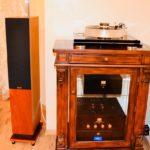 ProAc + Soro Line PP + M2 RIAA + IQ2 + Transrotor Enya + CD 3.1x ll фото с fb-страницы Салон М-стерео