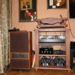 Garrard 401 + M1 Phono + Manley Mahi + Tannoy SRM 12X фото с портала bmwclub.ru
