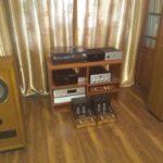 Tannoy SRM12 + Astra audio M30-PP + М2 Line +DAC3 + CDT - Zero + Technics 1210 + Denon 301 фото с портала dastereo.ru
