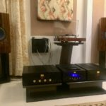 AN-J SPe Hemp Palissander High Gloss + Oto Phono SE Signature + CDT-2 + DAC 2.1x Signature фото с фб-страницы Audio Note India