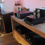 Ongaku c модифицированными Audio Note (UK) Technics SB-10000 фото c фб-страницы e-STUDIO