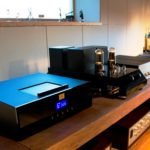 Ongaku in lacquer black фото с fb-страницы High End Audio For The Passionates