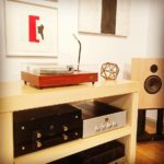 TT1 + IQ1 + Oto Phono SE + Meishu Line Silver + AN-J фото с fb-станицы High End Audio For The Passionates