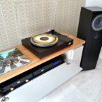 AZ-Two Deluxe + IZero + CD1.1x + TT-One Deluxe фото с портала audiocounsel.co.uk